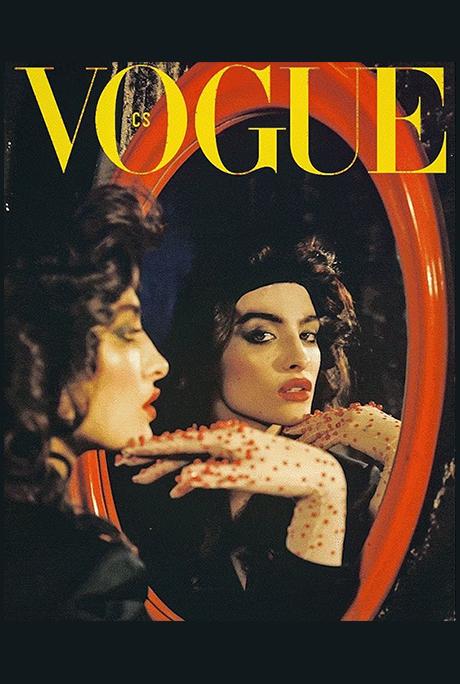 Gia & Freddie / Editorial for VOGUE Czechoslovakia